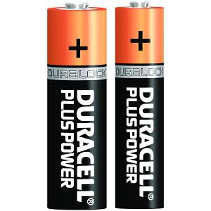Duracell Plus Power AA & AAA 64 pakke av Batterier