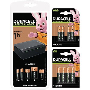 Charger & Battery Bundle
