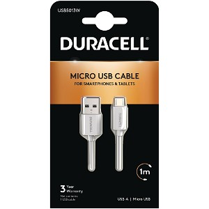 Micro USB Sync & Charge Cable 1M