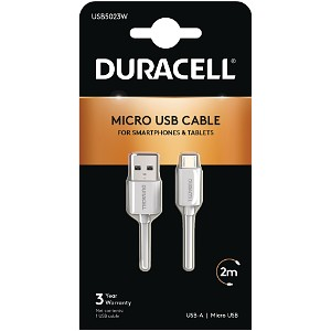 Micro USB Sync & Charge Cable 2M