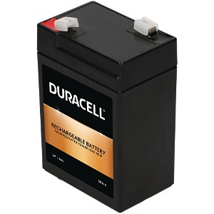 Duracell 6V 4Ah VRLA Security Battery