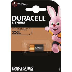 Duracell 6V Lithium Photo Battery 1 Pack