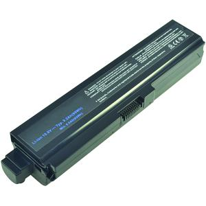 Satellite L650-1K5 Batteri (12 Cells)