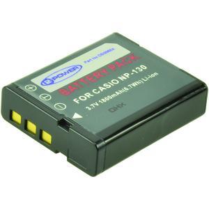 Casio Exilim EX ZR100 Batteri & Lader