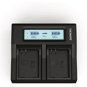 CoolPix P7100 Nikon EN-EL14 Dual Battery Charger