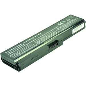 Satellite L750D/00K Batteri (6 Cells)