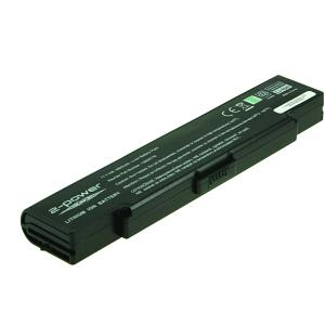 Vaio VGN-FS25GP Batteri (6 Cells)