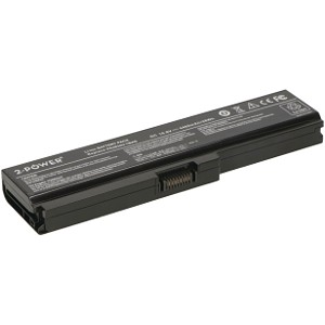 Satellite L655-S5098BN Batteri (6 Cells)