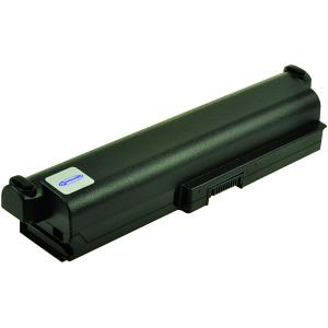 Satellite L655-S5100BK Batteri (12 Cells)