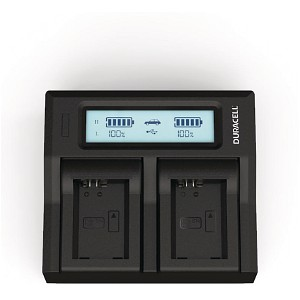 Alpha NEX-3K Sony NPFW50 Dual Battery Charger