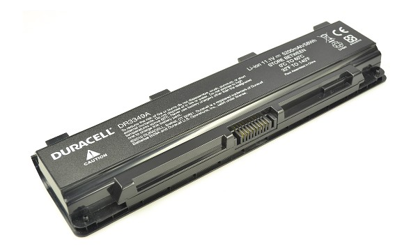 Satellite L875-12V Batteri (6 Cells)