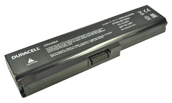 Satellite L755-S5253 Batteri (6 Celler)