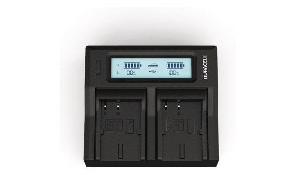 V283 Canon BP-511 Dual Battery Charger