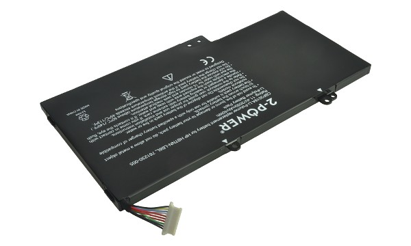 Envy 15-u011dx Batteri