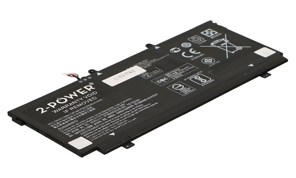 Spectre x360 13-w029TU Batteri (3 Celler)